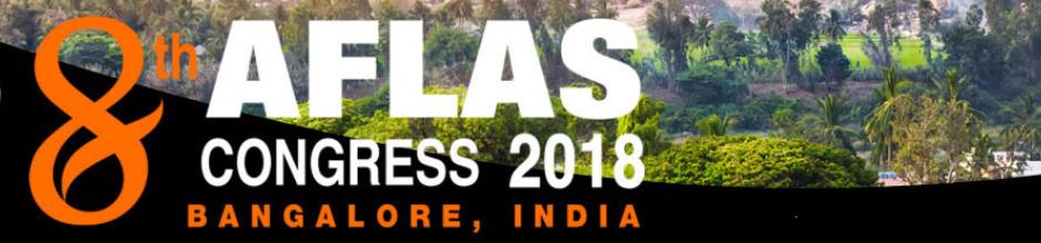 8th AFLAS Congress 2018